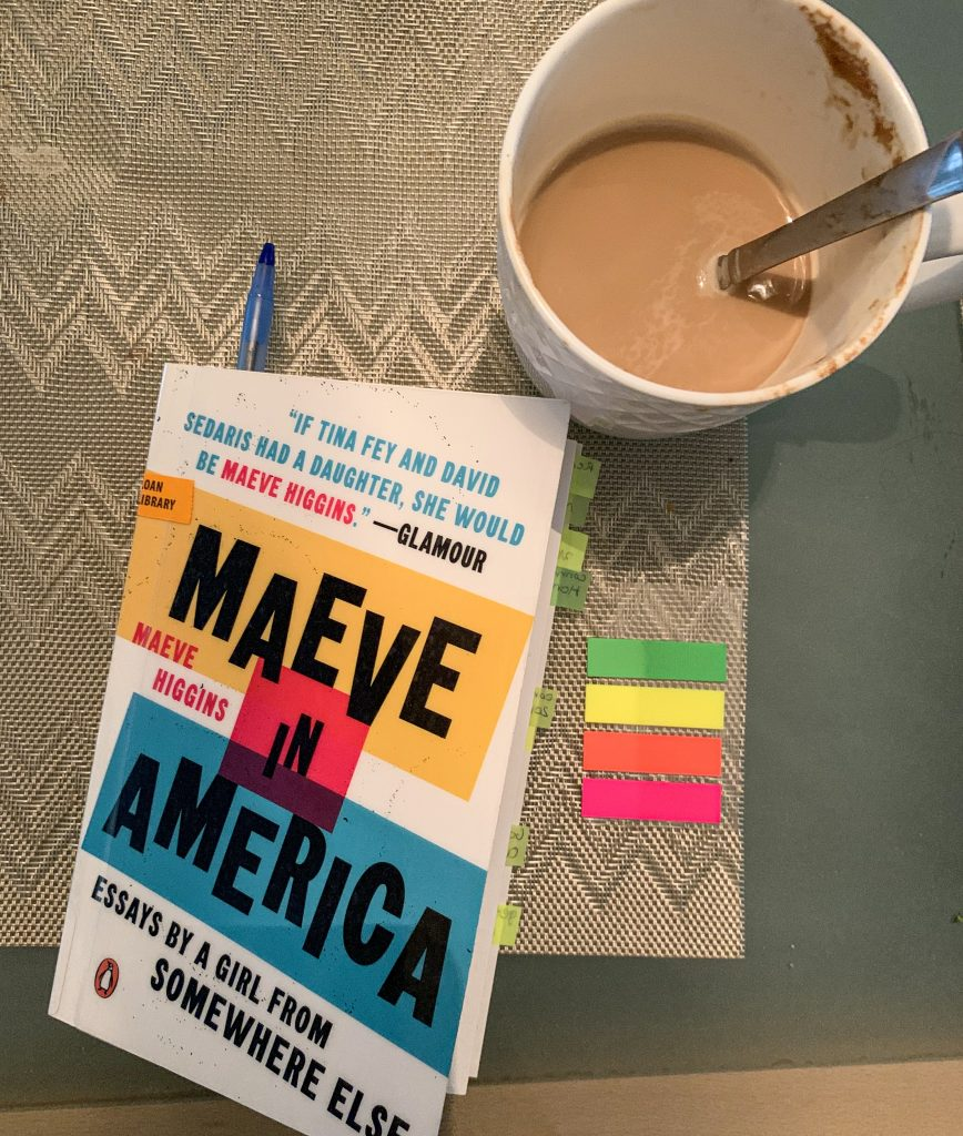 Maeve In America-Coffee